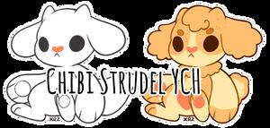 Chibi Strudel YCH   Closed by sleepyshroom