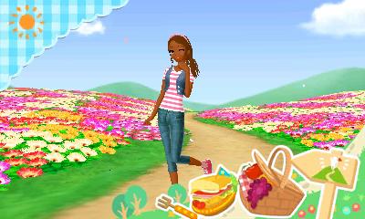 Picnic in Spring! pt.1 by Rosetiger