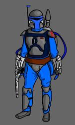 Death Watch Trooper Terminator
