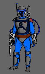 Death Watch Trooper