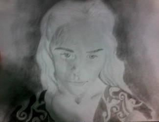 Daenerys Stormborn by Therunawayshadow