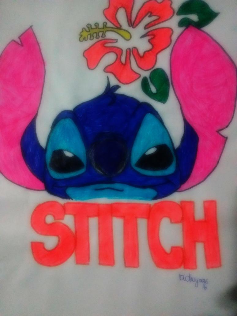 Stitch by Therunawayshadow