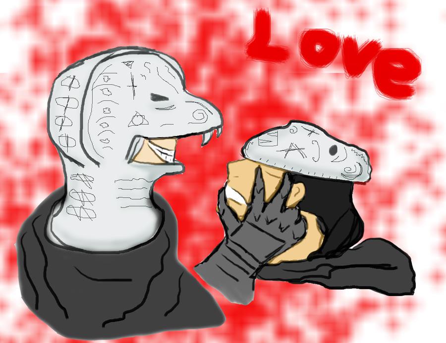 Some Love is Written in Blood by SwanofWar on DeviantArt