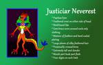 Justiciar Nevrrest Reference Sheet