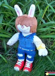 Molly MacDonald Plush by HappyKittyPlushies