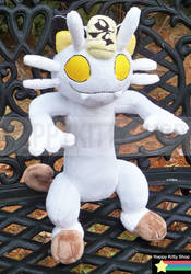 GIGANTAMAX MEOWTH!!