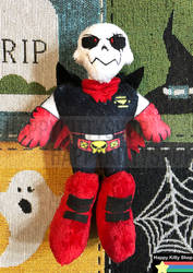 Underfell Papyrus comes pocket sized?!