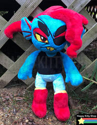 Undyne the Undying Plush