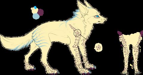 .:Cavern wolf:. Widys by licorneor