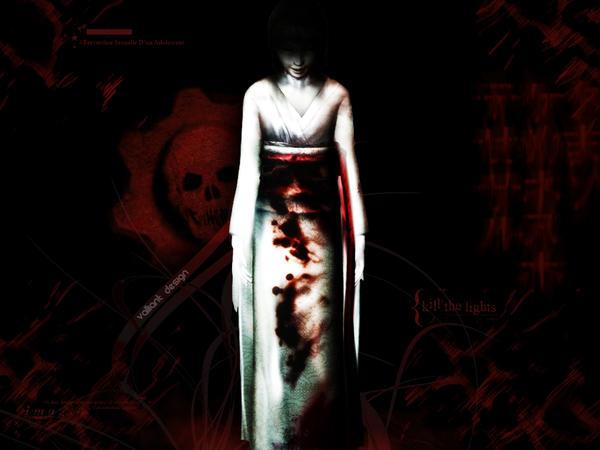 Horror wallpaper by Valliant