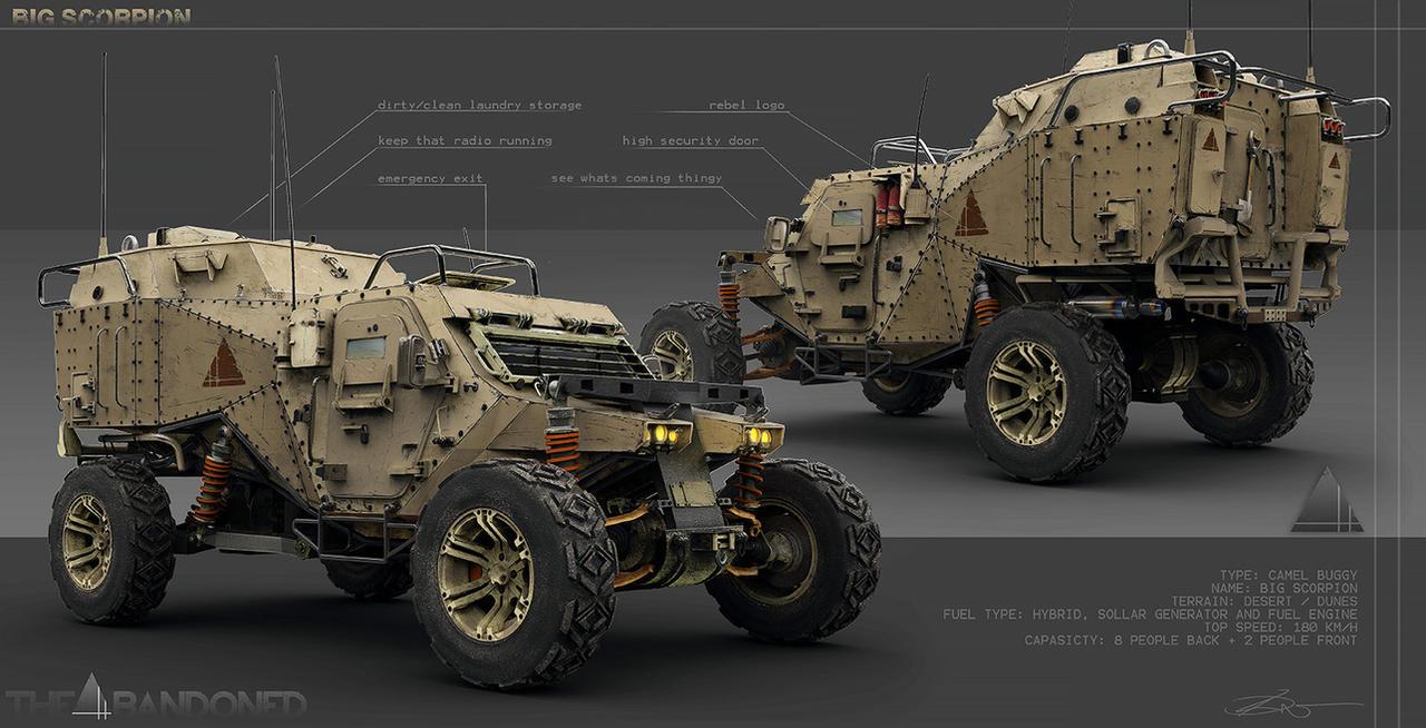 Army Car Fighting Games