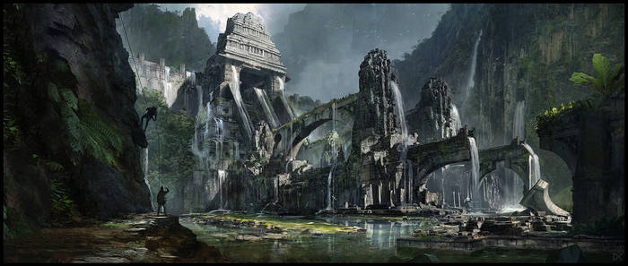 Atlantis Entrace