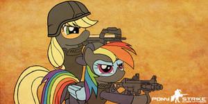 Pony Strike: Global Offense