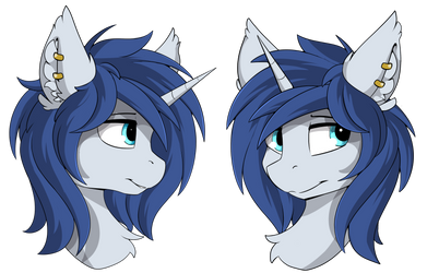 Headshot commissions for prince nova by XxBeariexX