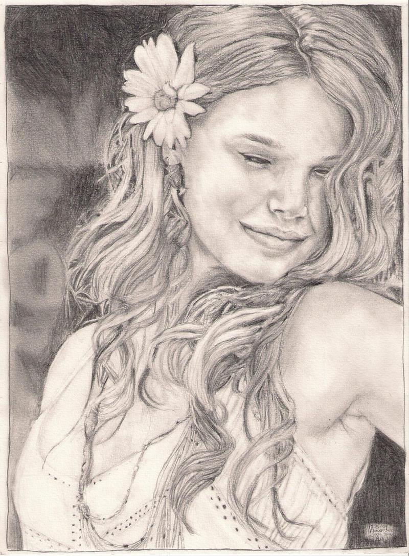 Flower Child by Rzj