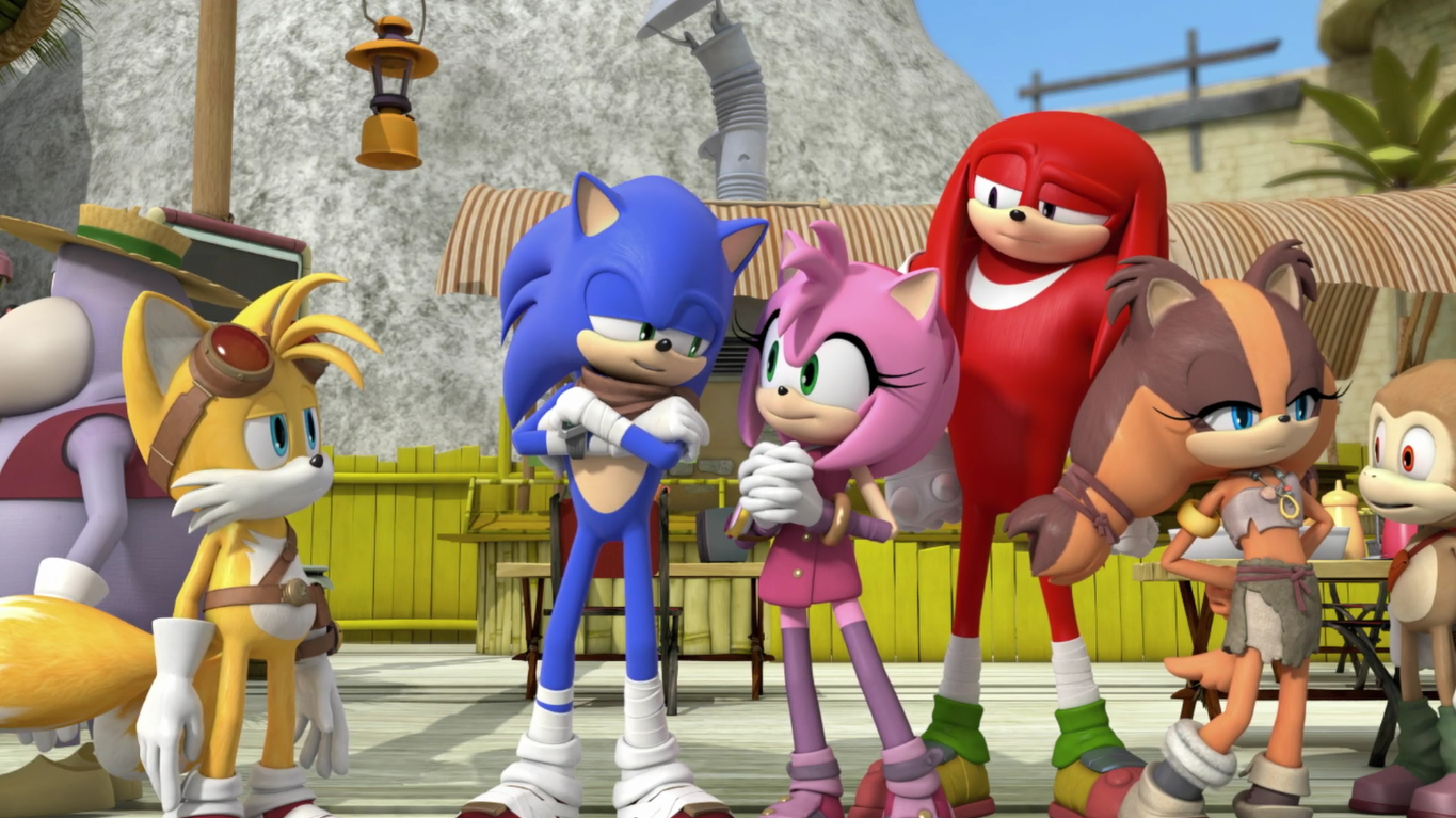sonic boom season 2 episode 1 team sonic by sonicboomgirl23 on
