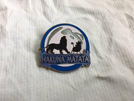 Hakuna Matata lanyard pin