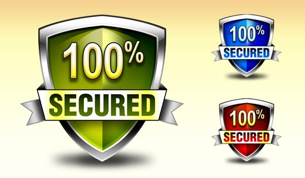 Security Shield or Badge by rafiullah