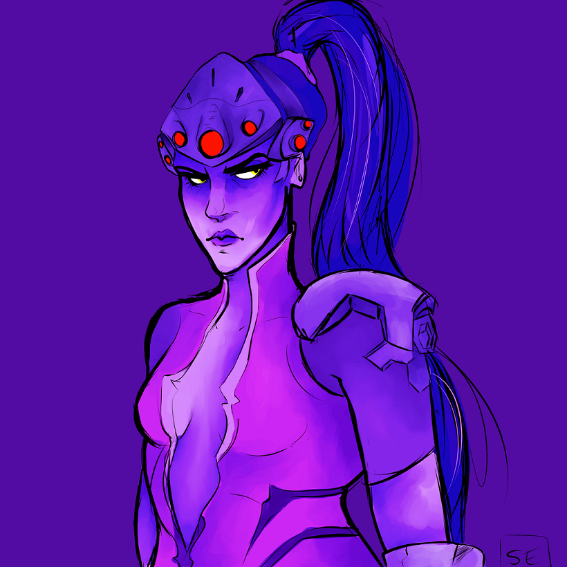 Widow Maker by sivester