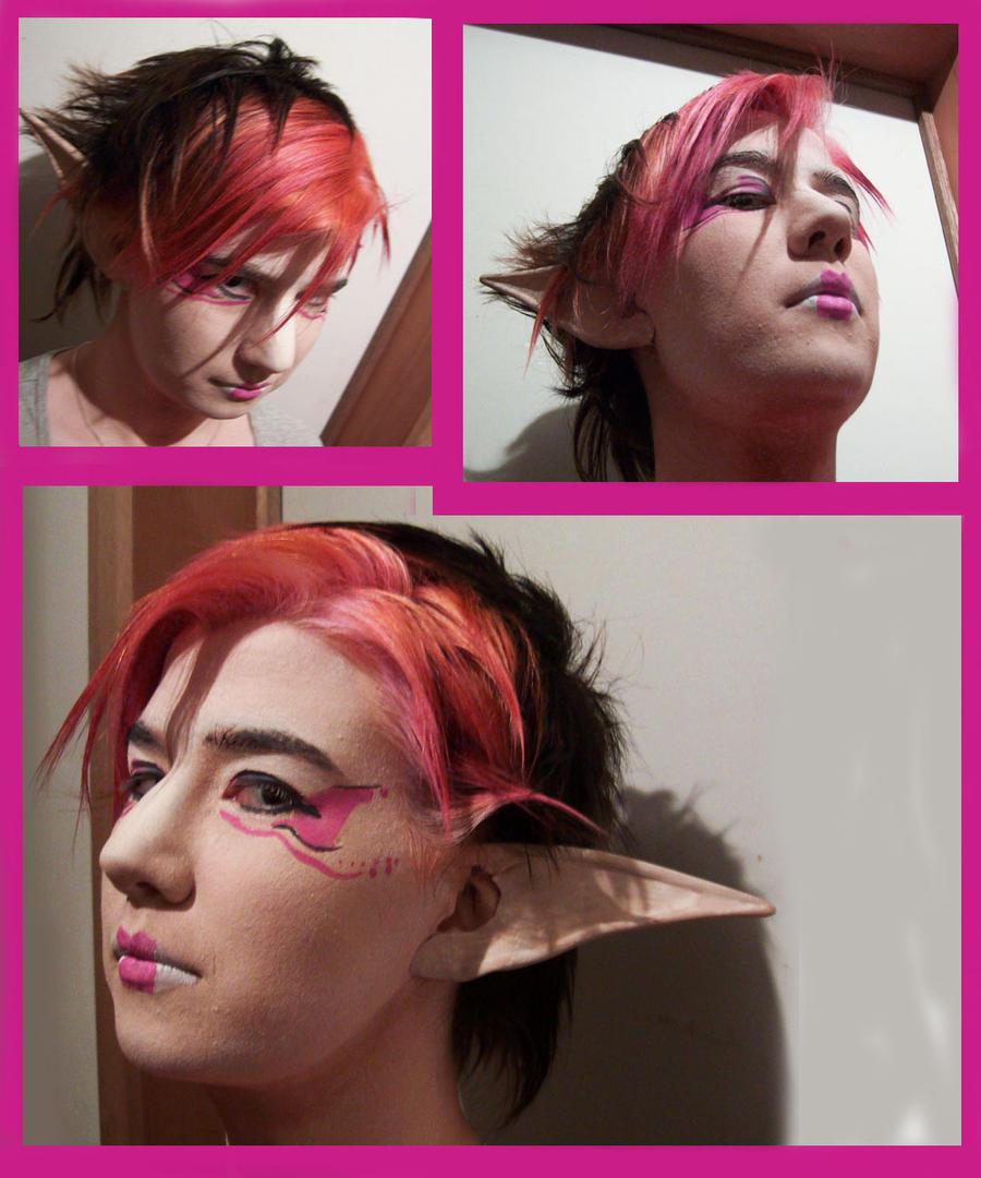punky elf by idromy