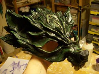 wolf mask Fenrir