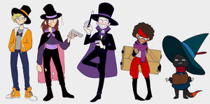 JackpotOCT: Wizard Gang!