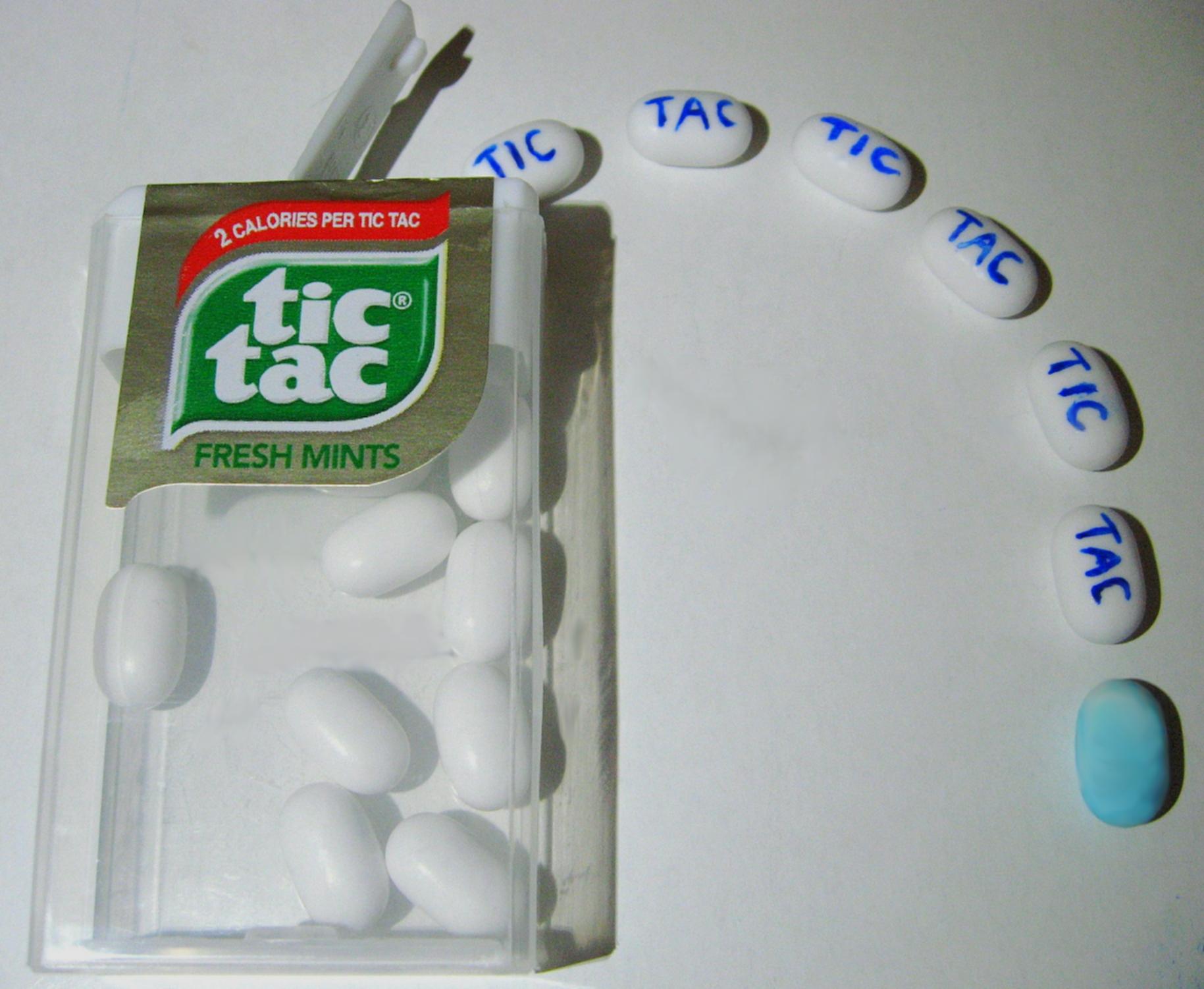 tic tac lids have a spot to catch tic tacs mildlyinteresting. Black Bedroom Furniture Sets. Home Design Ideas