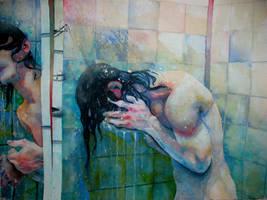 Shower by nathanhurst