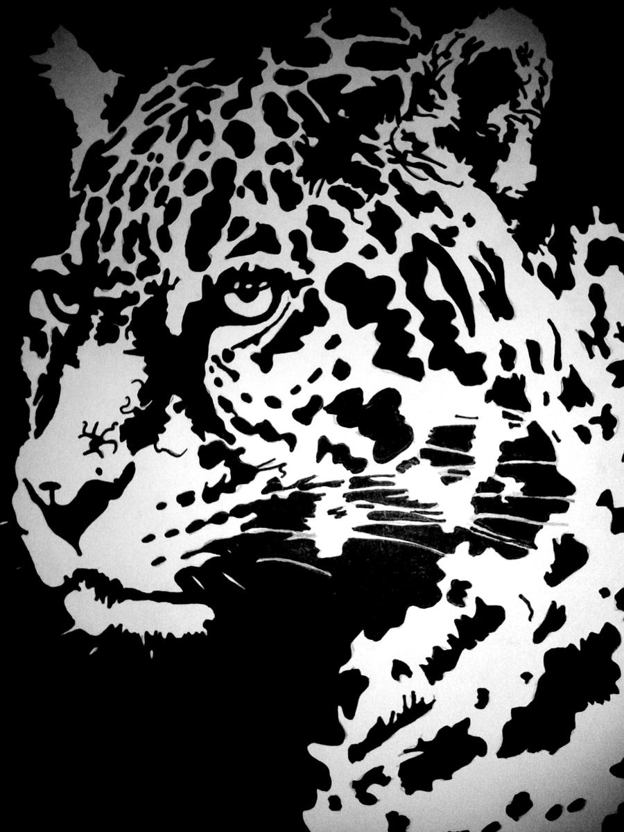 Winged Snow Leopard Tattoo Stencil - Photos, Pictures and Sketches ...