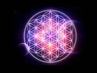 The Flower of Life by Flincus