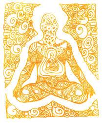 Meditation by Flincus
