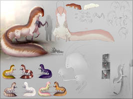 Random concept-art/ 16 by PustyXoX