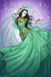 Sacred dance by Develv