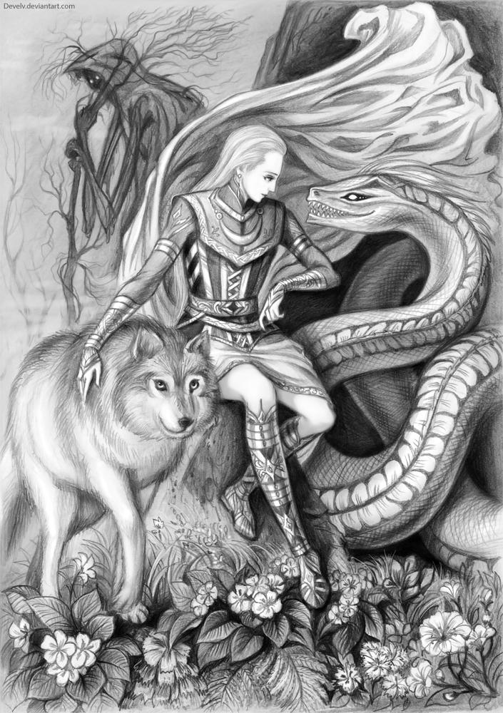 https://orig00.deviantart.net/4056/f/2013/158/9/f/loki_s_offspring_by_develv-d6844bn.jpg Norse Mythology Gods Loki