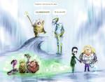 Asgardian in Jotunheim
