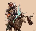 Mirkwood Ride