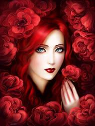 Machi rose by Develv