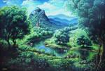Nature of Vrindavana