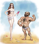 Eunuch and Man