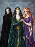 The nobles eunuchs by Develv