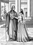 The royal couple - 2