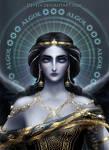 The angel Algol - fragment
