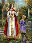The Appearance of Saint Michael