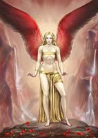 Archangel Lucifer by Develv