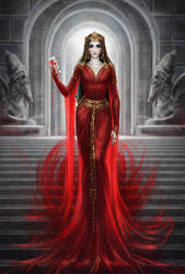 Bloody ruler by Develv