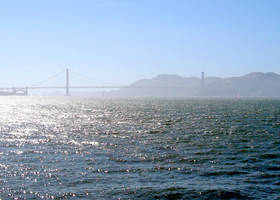 View from Fort Mason by botsmaker