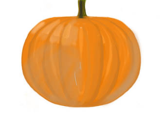 Pumpkin  by senceyang