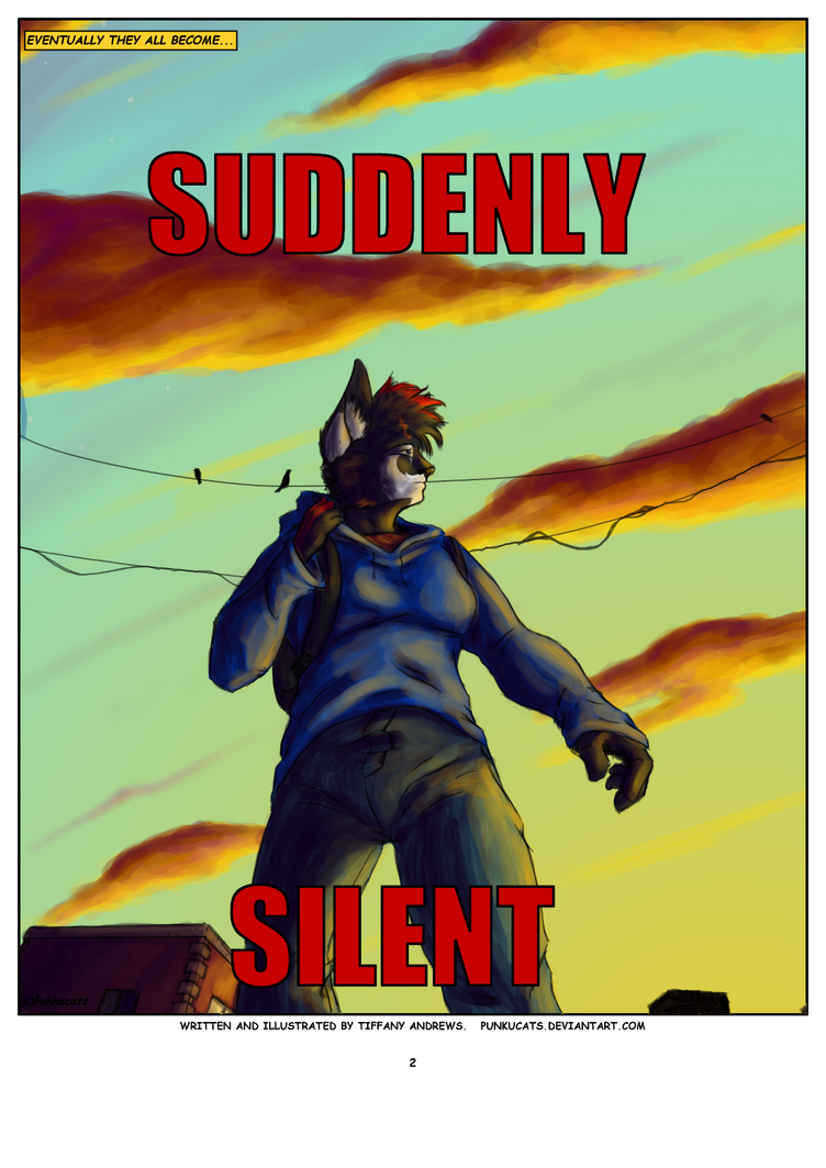 Suddenly Silent page 2 by punkucats