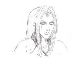 Sketch - Sephiroth