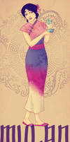 DPP: Vintage Mulan by Vimeddiee